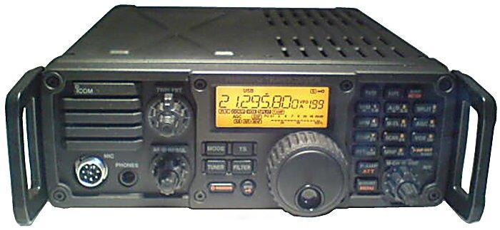 Icom ic-7200 инструкция на русском